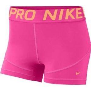 Nike Women's Pro Shorts